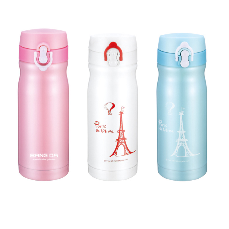 Vacuum Travel Bottle 350/500 Ml