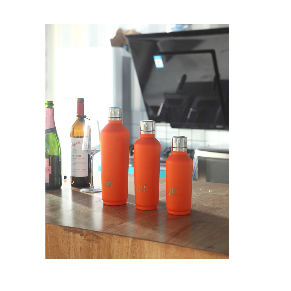 Stainless Steel Vacuum Beverage Bottle