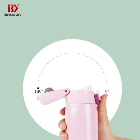 ONE TOUCH BOTTLE WITH SMART LID